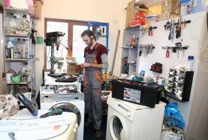 Reparatii masini de spalat si frigidere